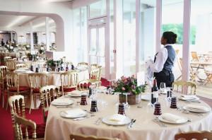 Royal Ascot hospitality - Sandringham Restaurant