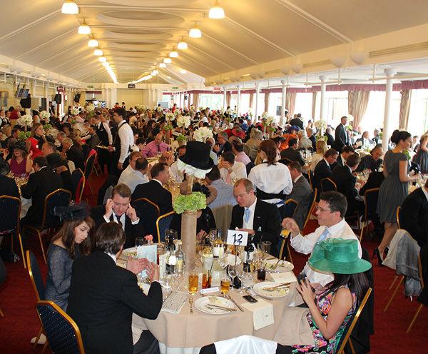 Royal Ascot Hospitality Pavilion Restaurant - Ascot Racecourse