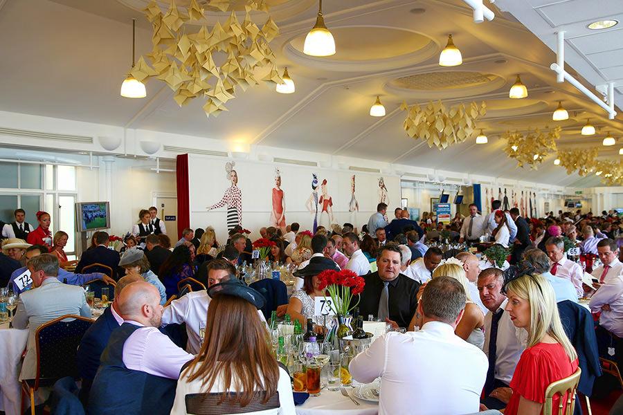 Royal Ascot Hospitality - Ascot Pavilion - Ascot Racecourse