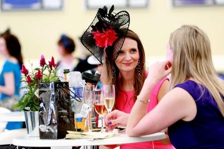 Royal Ascot Hospitality - The Lawn Club - Ascot Racecourse