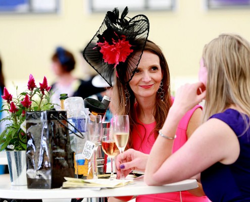 Royal Ascot Hospitality - The Lawn Club - Ascot Racecourse