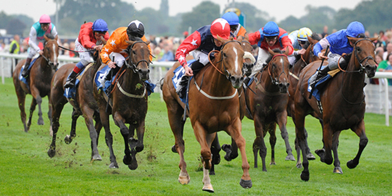 Royal Ascot hospitality - Buffering to miss Ascot