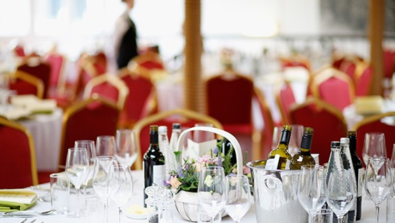 Royal Ascot Hospitality - Old Paddock Restaurant - Ascot Racecourse
