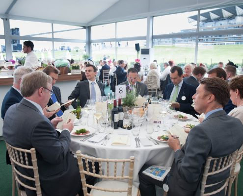 Royal Ascot Corporate Hospitality - Village Chalet