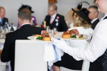 Royal Ascot Corporate Hospitality - Balmoral Restaurant