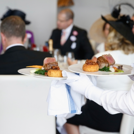 Royal Ascot Corporate Hospitality - Balmoral Restaurant