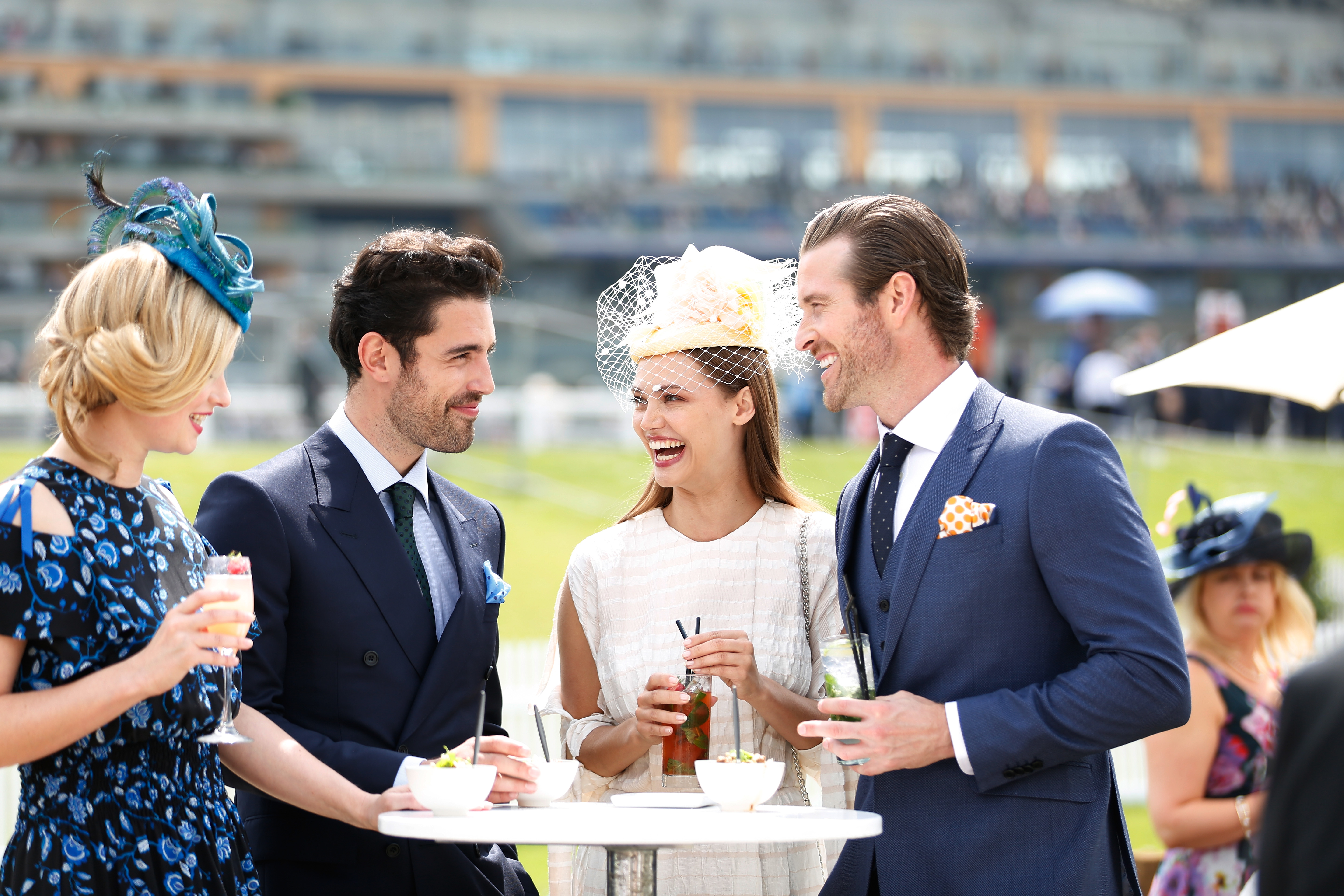 Royal Ascot Hospitality - Villiers Club Package