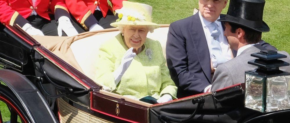 The Queen Royal Ascot